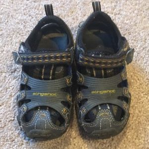 Other - Toddler boys stride rite sandals size 8.5